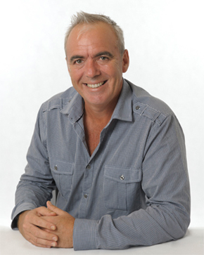 Pete Jensen, happiness facilitator